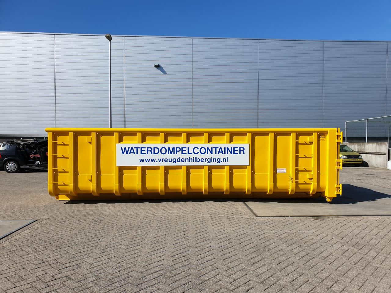 Waterdompelcontainer